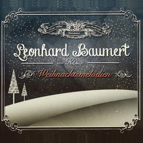 Weihnachtsmelodien by Leonhard Baumert