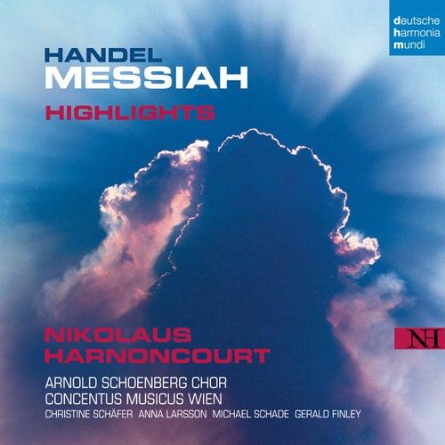 Händel: Messiah von Nikolaus Harnoncourt