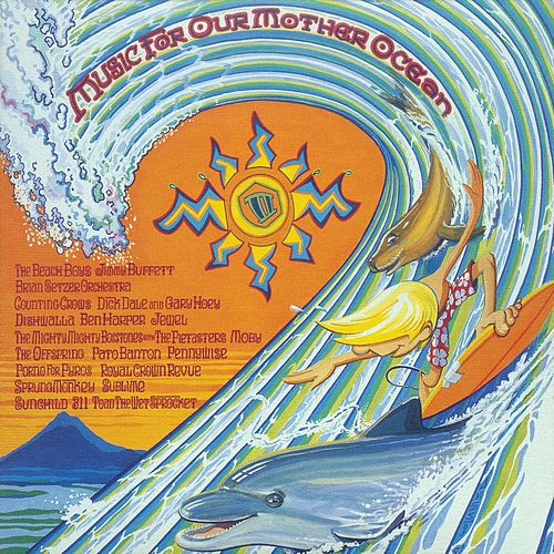 MOM II (Music For Our Mother Ocean) de Various Artists