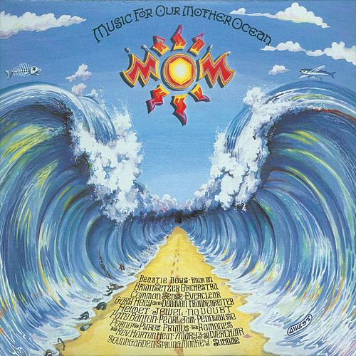 MOM (Music For Our Mother Ocean) de Various Artists