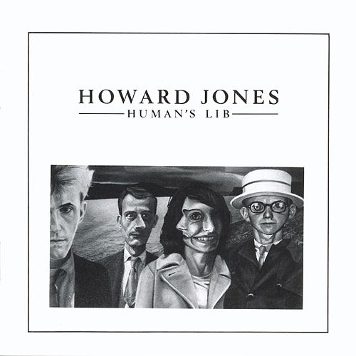 Human's Lib de Howard Jones