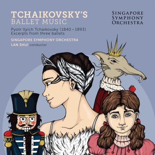Tchaikovsky's Ballet Music von Singapore Symphony Orchestra