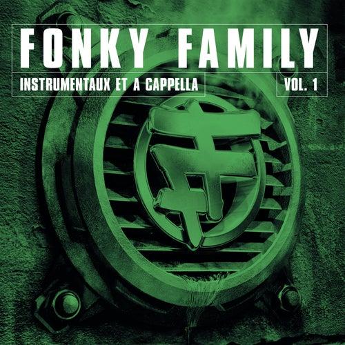 Instrumentaux et A Capellas, Vol.1 von Fonky Family