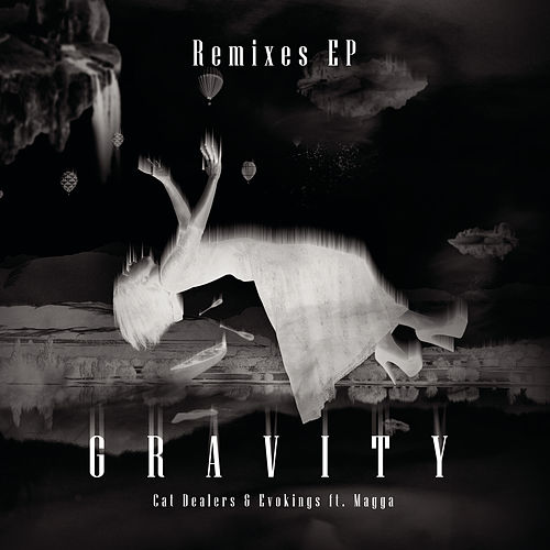 Gravity Remixes de Cat Dealers