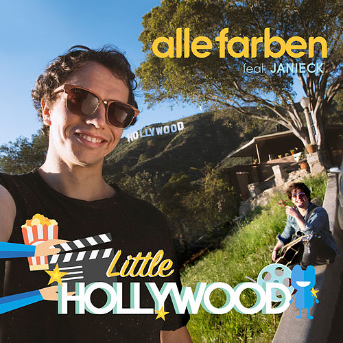 Little Hollywood (Remixes) von Janieck