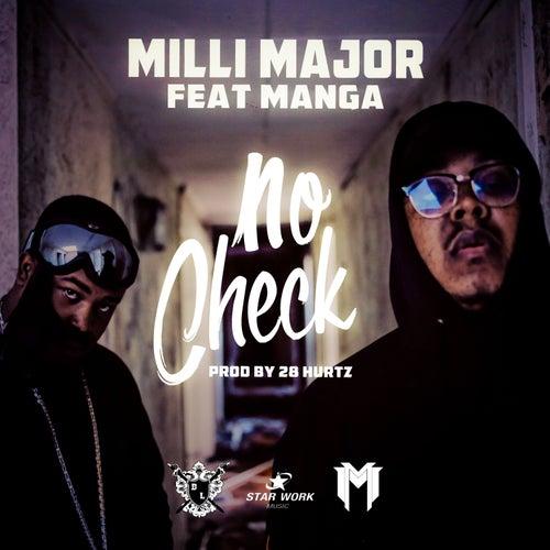 No Check von Milli Major