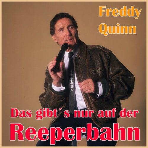 Das gibt's nur auf der Reeperbahn de Freddy Quinn