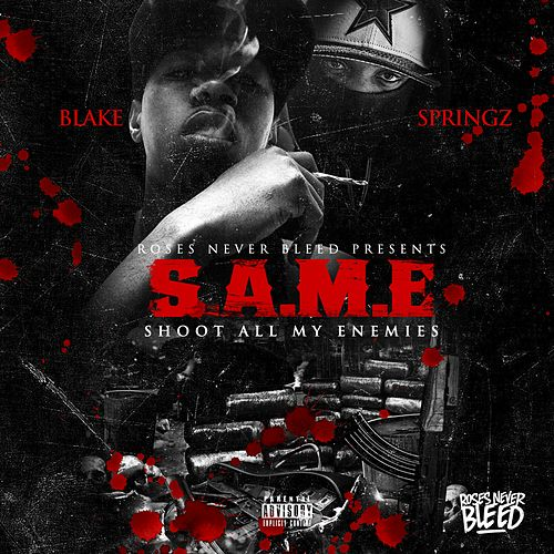 S.A.M.E (Shoot All My Enemies) by Springz