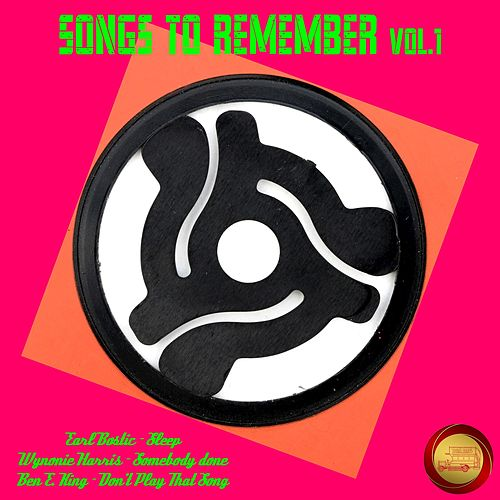 Songs to Remember, Vol. 1 by Various Artists