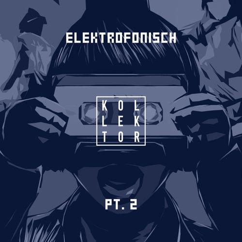 Elektrofonisch, Pt. 2 de Various Artists