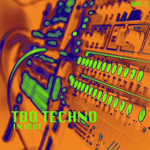 Too Techno In Here, Vol. 2 von Various Artists