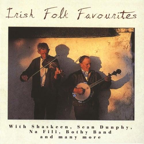 Irish Folk Favourites de Various Artists