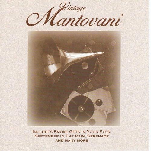 Vintage Mantovani van Mantovani