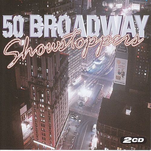 50 Broadway Showstoppers de London Theatre Orchestra