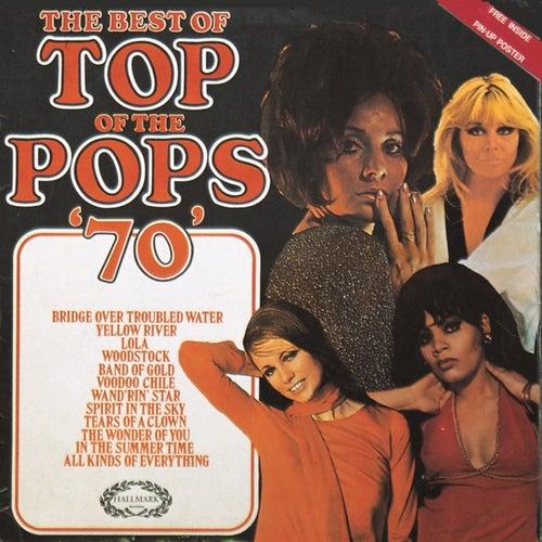 Best Of Top Of The Pops 70 de Top Of The Poppers