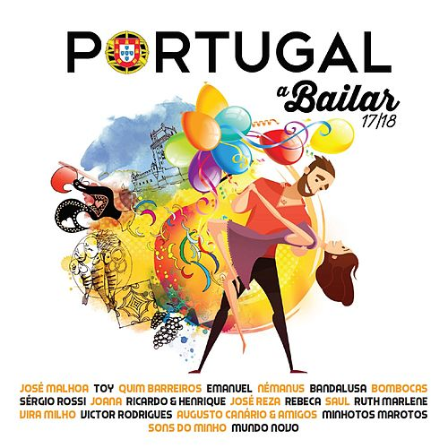 Portugal a Bailar 17/18 by Various Artists