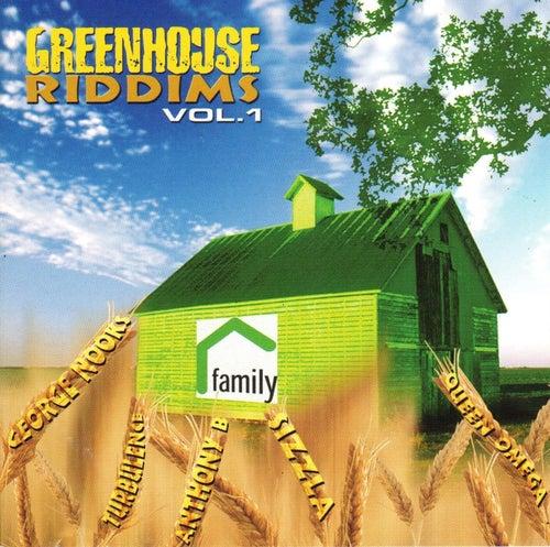 Greenhouse Riddims, Vol. 1 de Various Artists