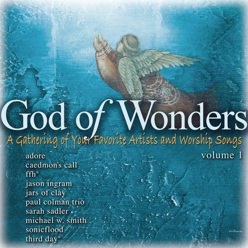 God Of Wonders Vol. 1 by Various Artists