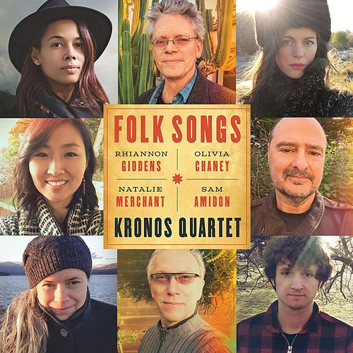 Folk Songs de Kronos Quartet