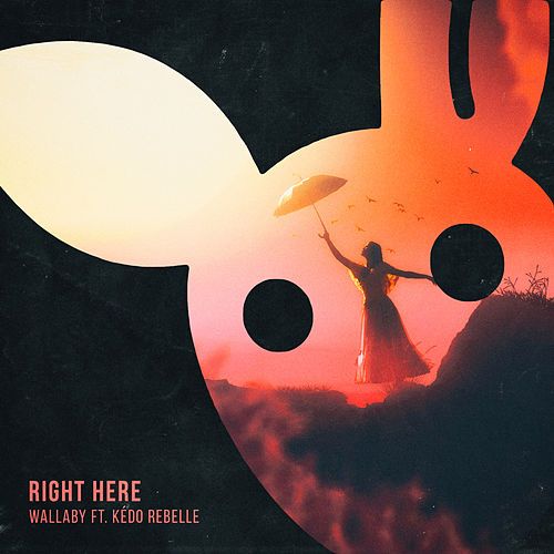 Right here by Wallaby