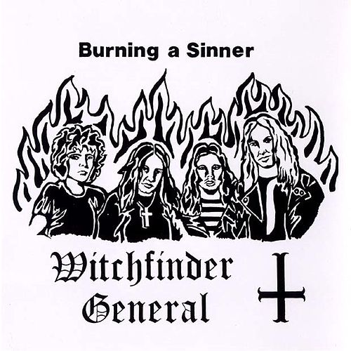 Burning a Sinner fra Witchfinder General