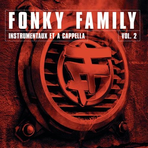 Instrumentaux et A Capellas, Vol.2 von Fonky Family