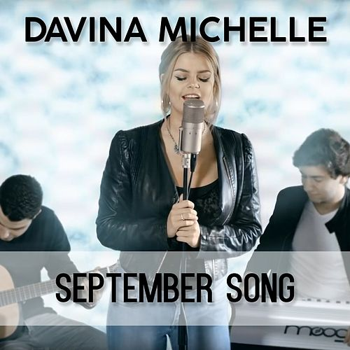 September Song van Davina Michelle