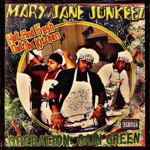 Operation Gain Green by Maryjane Junkeez