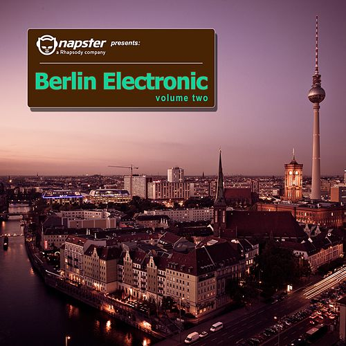 Napster Pres. Berlin Electronic, Vol. 2 de Various Artists