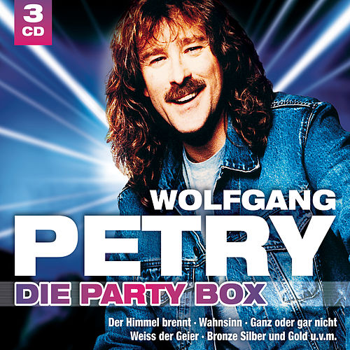 Die Party Box von Wolfgang Petry