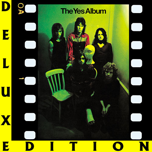 The Yes Album von Yes