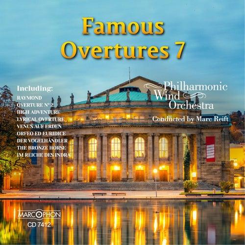 Famous Overtures 7 de Philharmonic Wind Orchestra