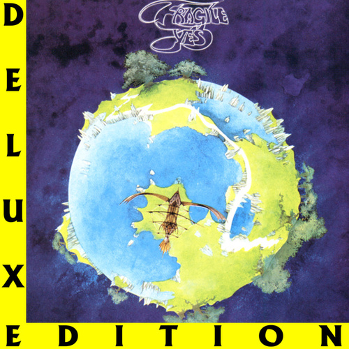 Fragile (Deluxe Edition) de Yes