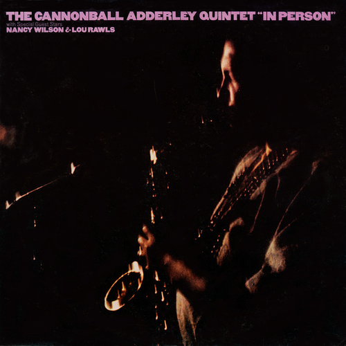 In Person (Live) de Cannonball Adderley
