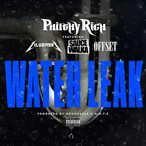 Water Leak (feat. Lil Uzi Vert, Sauce Walka & Off Set) by Philthy Rich