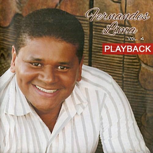 Fernandes Lima, Vol. 4 (Playback) de Fernandes Lima