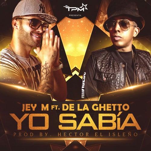 Yo sabía (feat. De La Ghetto) de Jey M
