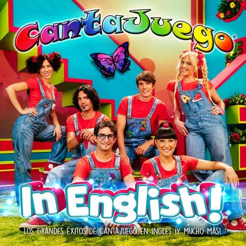 CantaJuego - In English! de Cantajuego (Grupo Encanto)
