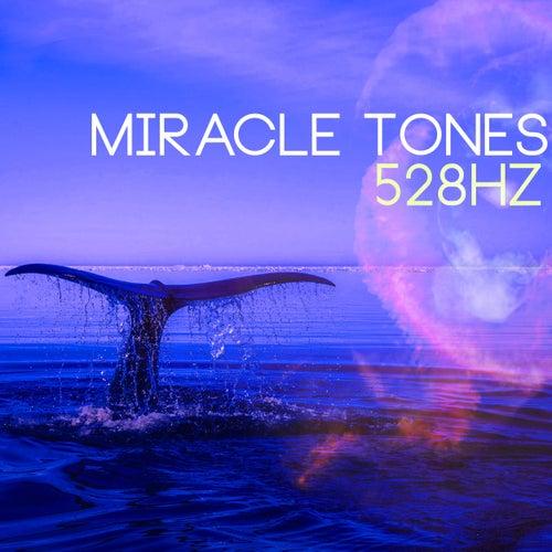 Miracle Tones - Healing Frequencies, 528Hz DNA Reparation Music of Love and Stress Relief de Solfeggio Frequencies 528Hz