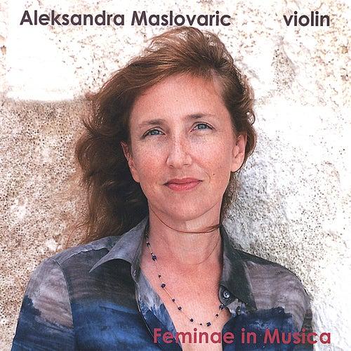 Feminae in Musica by Aleksandra Maslovaric