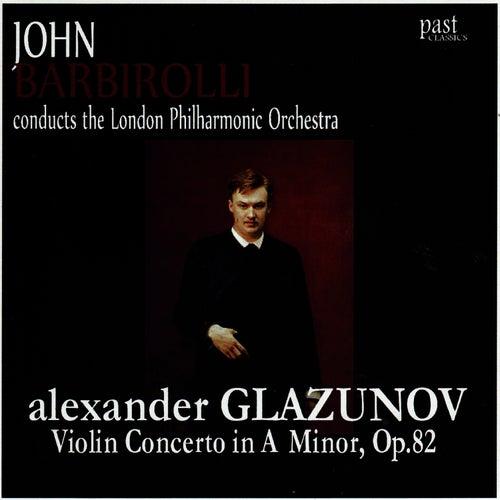 Glazunov: Violin Concerto in A Minor de London Philharmonic Orchestra