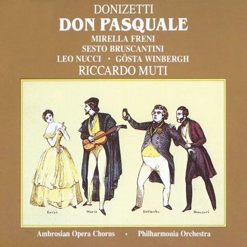 Donizetti - Don Pasquale von Riccardo Muti