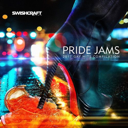 Pride Jams 2017 by Various Artists