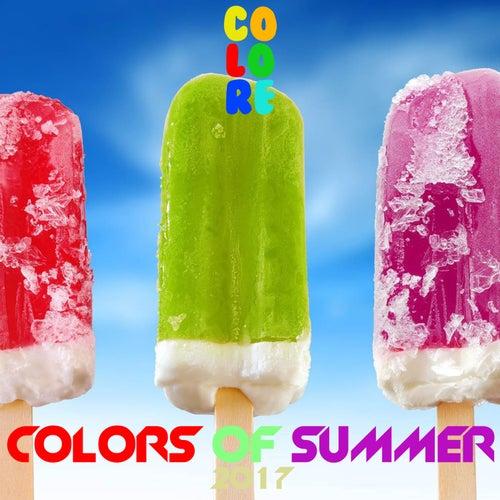 Colors of Summer 2017 de Various Artists
