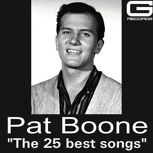 The 25 best songs de Pat Boone