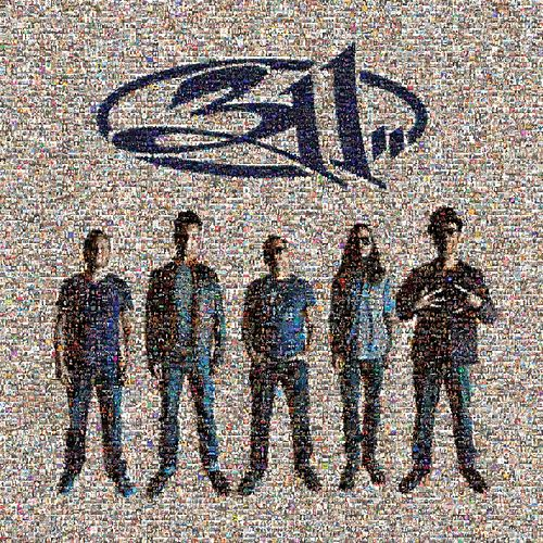 Mosaic by 311