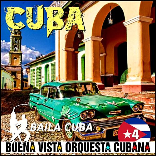 Buena Vista Orquesta Cubana - Vol.4 de Various Artists