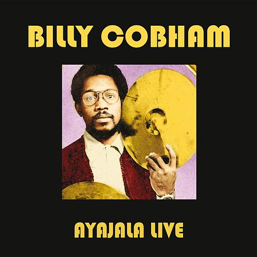 Ayajala Live - Park West, Chicago IL, March 4th 1978 by Billy Cobham