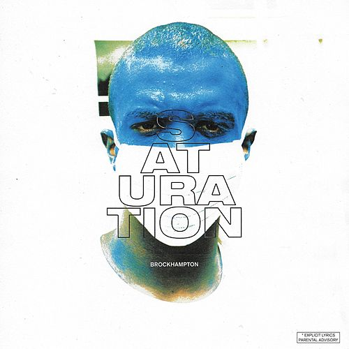 Saturation von BROCKHAMPTON