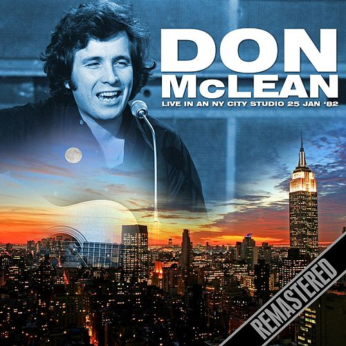 Live in an NY City Studio 25 Jan '82 von Don McLean